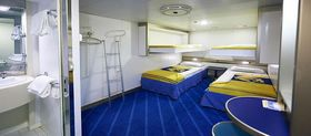 cabine suites e poltrone tutte le sistemazioni in nave e traghetto sardinias. Black Bedroom Furniture Sets. Home Design Ideas
