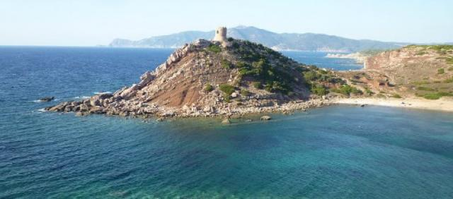 Spiaggia Torre del Porticciolo - Alghero