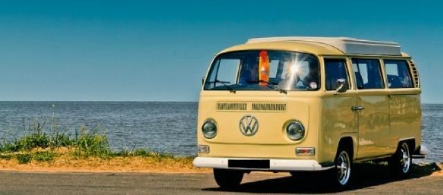 Viaggio in camper, roulotte, minivan