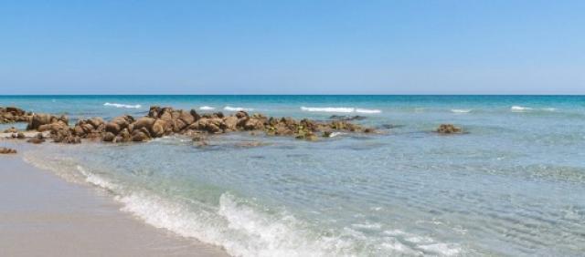 Un tratto della Costa Smeralda