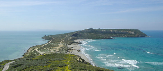 Capo San Marco - Penisola del Sinis