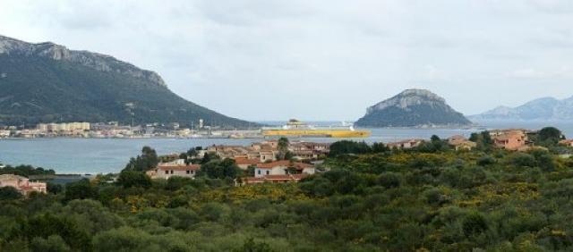 Corsica Ferries in arrivo a Golfo Aranci