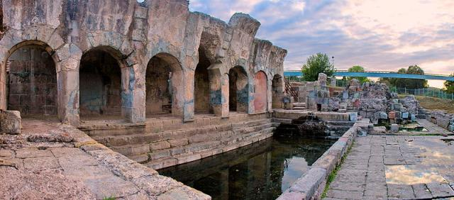 Fordongianus Resti antiche terme