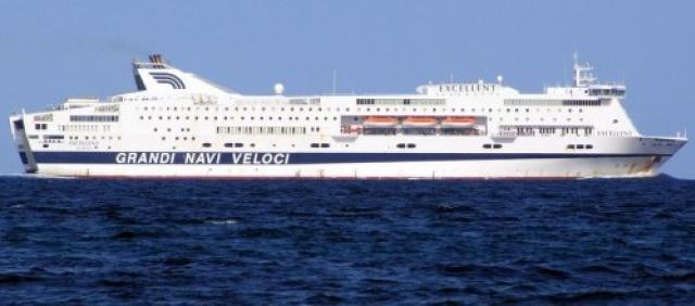 GNV traghetto