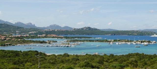 Olbia - Panorama costiero