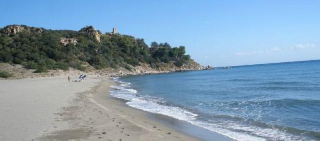 Spiaggia di Colostrai