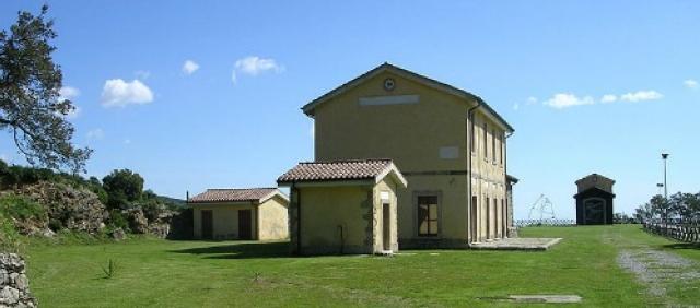 Museo Stazione dell'Arte a Ulassai