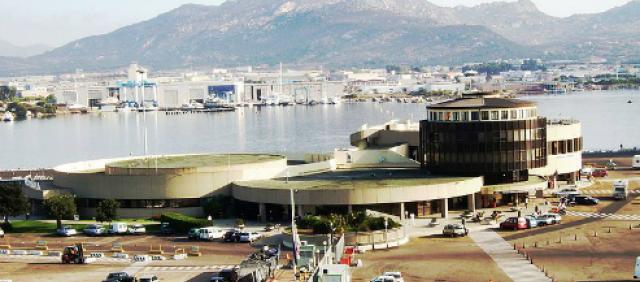 Stazione Marittima di Olbia