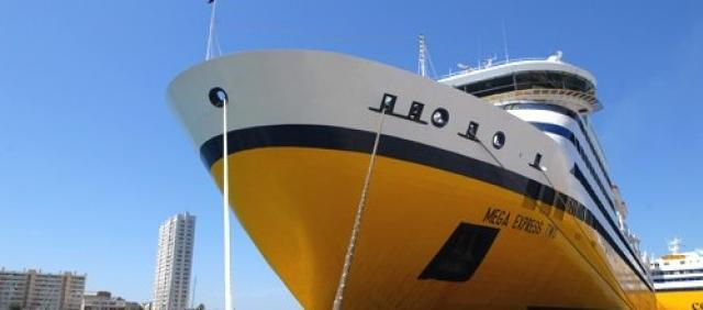 Traghetto Mega Express II
