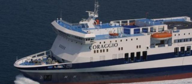 Saremar Nave Coraggio
