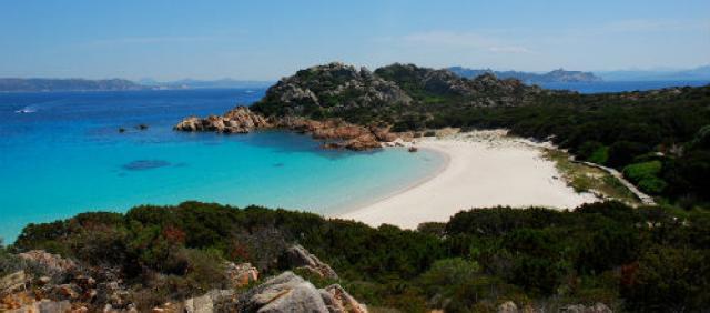 Spiaggia Rosa Isola di Budelli La Maddalena