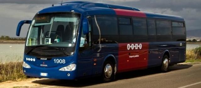 Trasporti in Sardegna - Autobus, treni, taxi e transfer ...