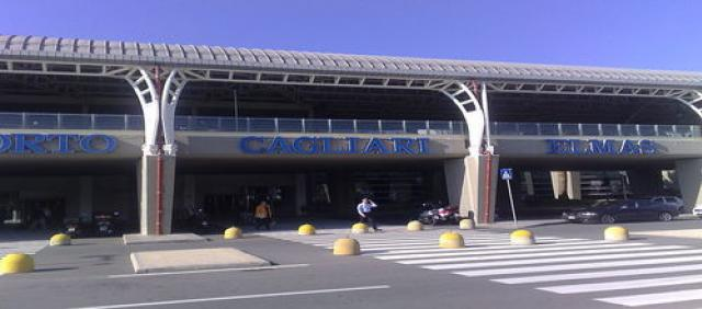 Aeroporto di Cagliari - Elmas - Arrivi
