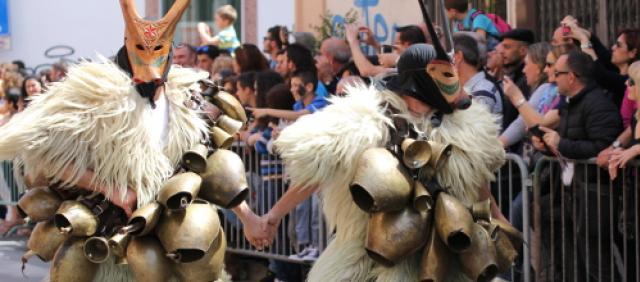 I Boes - Maschere del Carnevale di Ottana