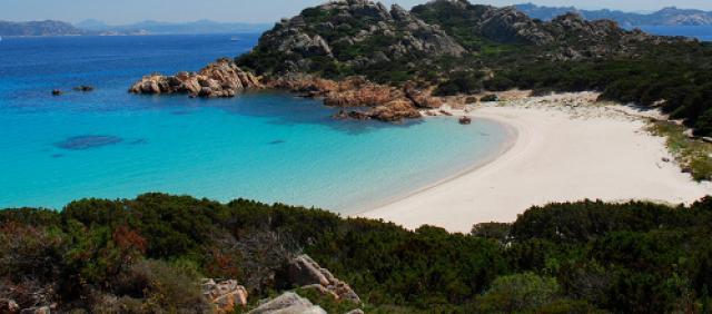 Spiaggia Rosa di Budelli - La Maddalena