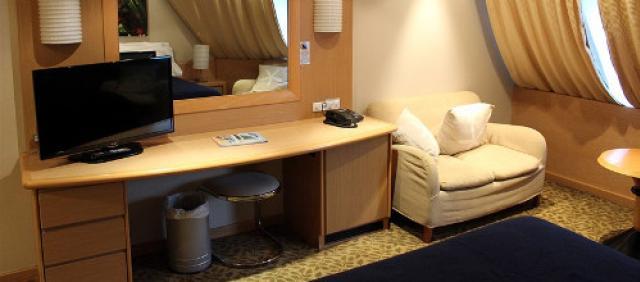 Traghetti - sistemazioni e cabine