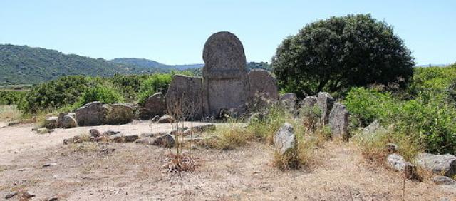 Dorgali - Tomba dei giganti S'Ena e Thomes