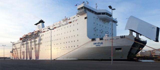 Attracco traghetto GNV - Offerte Sardegna