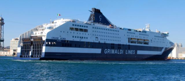 Grimaldi Lines - Traghetti last minute Sardegna