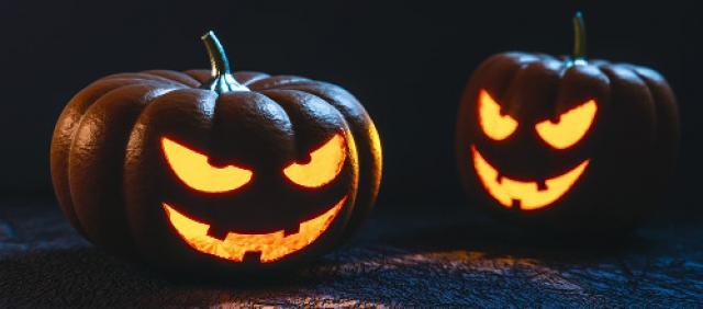 Sa conca e su mortu - Zucca intagliata - Halloween in Sardegna