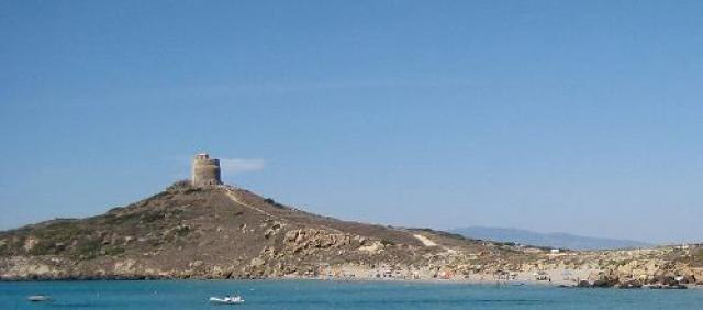 Oristano Torre di San Giovanni