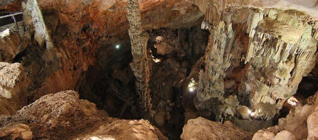 Grotte di Ispinigoli di Dorgali - Interni