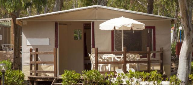 Glamping Isuledda - Tende Lodge