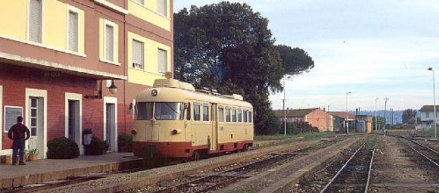 Mandas - Stazione