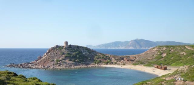 Alghero - Spiaggia di Porticciolo