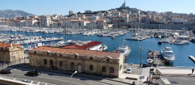 Porto di Marsiglia - Traghetti