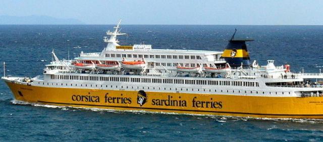 Sardinia Ferries in viaggio - Traversata