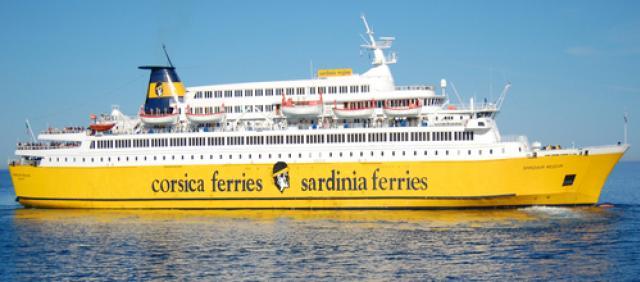 Sardinia Ferries - Nizza - Golfo Aranci