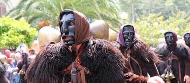 Mamoiada - Carnevale e maschere