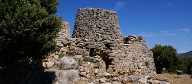 Nuraghe Serbissi a Osini - parco archeologico di Osini