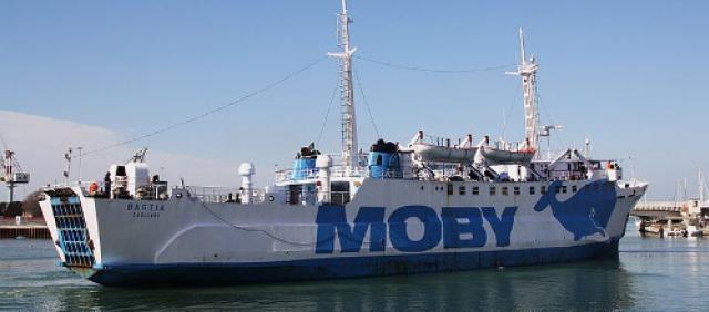 Traghetto Moby - Offerte Sardegna
