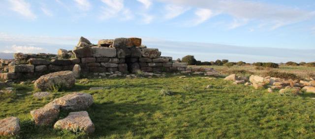 Tomba dei Giganti Sa Domu 'e s'Orcu - Siddi