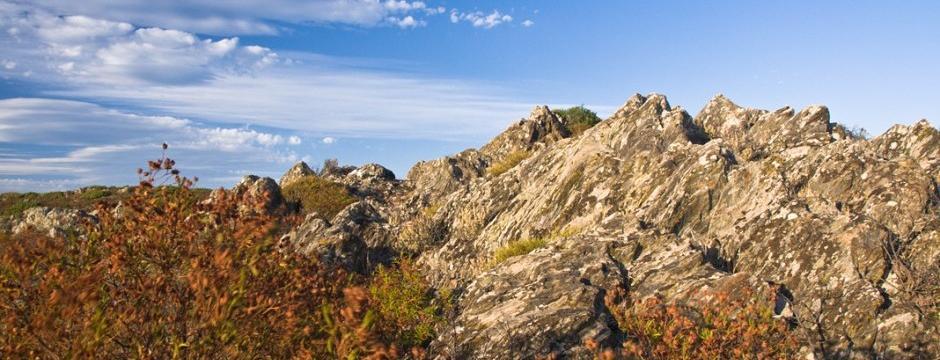 Montagna Sarda in autunno