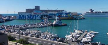 IMG Porto di Civitavecchia - Partenze, orari ed imbarchi 2018