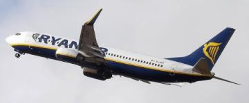IMG Voli Ryanair dalla Sardegna - Tariffe e destinazioni