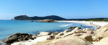 IMG Guida Villasimius - Borgo turistico affacciato su un mare da sogno