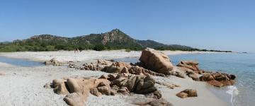 IMG La spiaggia di Berchida - Le acque cristalline di Siniscola