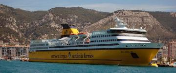 IMG Sardinia Ferries - Traghetti Tolone - Porto Torres 2018