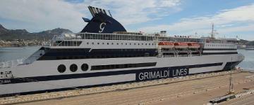 IMG Grimaldi Lines - Offerte traghetti Sardegna 2019
