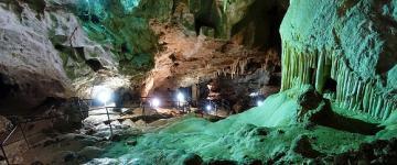 IMG Grotte di Is Zuddas - Percorso tra eccentriche concrezioni