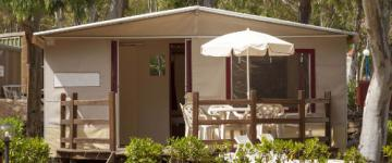 IMG Glamping in Sardegna a 4/5 stelle - Tende lodge e bungalow