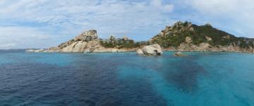 IMG La Maddalena - Gli autobus per le spiagge