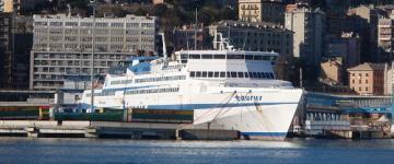 IMG Aliscafi veloci Sardegna -Raggiungere l'isola in poche ore